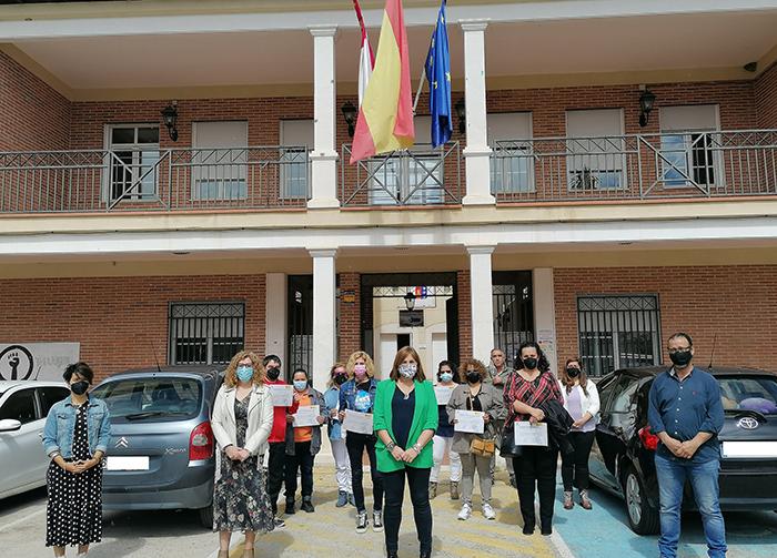 Cerca de un centenar de personas han mejorado en Guadalajara sus competencias profesionales gracias a los programas Recual del Gobierno regional