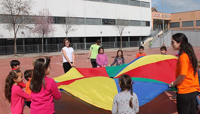 El Ayuntamiento de Cabanillas recupera este verano su tradicional Campamento Urbano, para estudiantes de 3 a 12 años