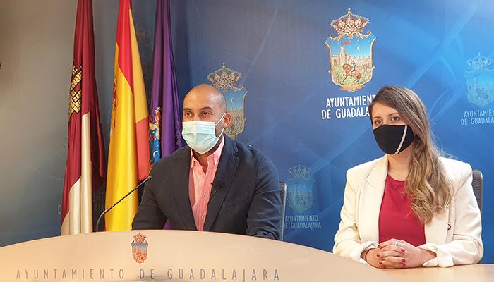 El Grupo Popular llevará al Pleno del Ayuntamiento de Guadalajara su postura en contra de la subida de impuestos y el peaje de las autovías de Sánchez