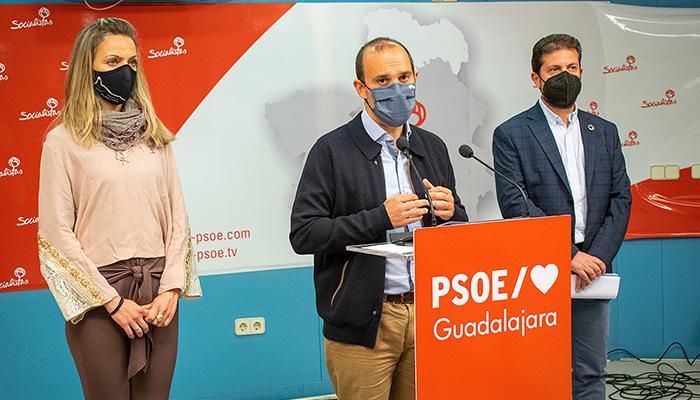 """El PSOE de Guadalajara defiende la nueva Ley de Despoblación como herramienta """"imprescindible"""" para la provincia por sus medidas """"pioneras y reales"""""""