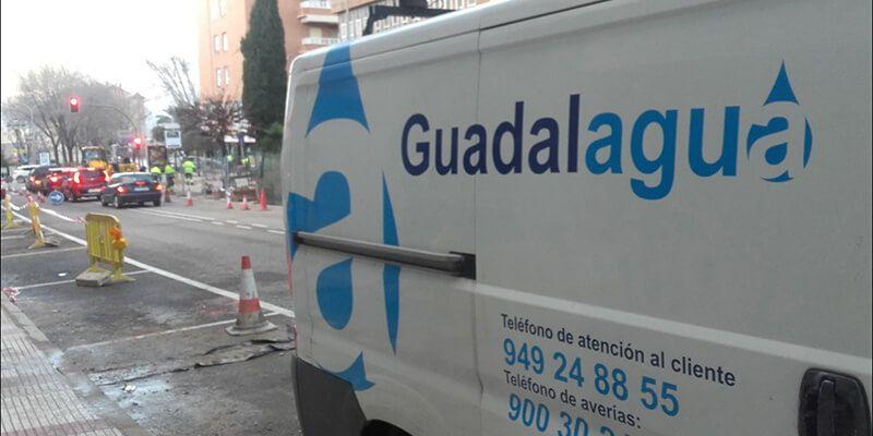 Habrá corte de suministro de agua el lunes 24 de mayo en calle Alamín, calle Salazaras y plaza de Santa María por mantenimiento en la red de abastecimiento