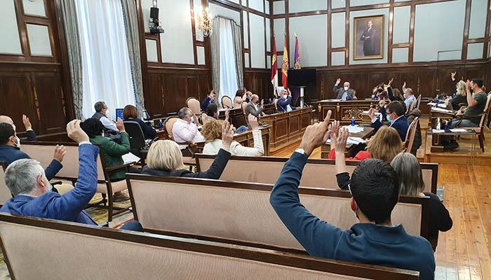 La Diputación de Guadalajara ayudará con 590.000 euros a arreglar caminos forestales para la prevención de incendios