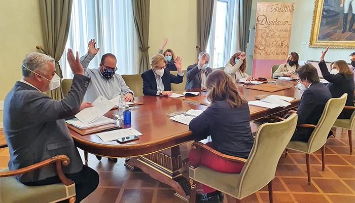 La Diputación de Guadalajara destina 490.000 euros a ayudas a autónomos, desarrollo rural y mejora de condiciones laborales