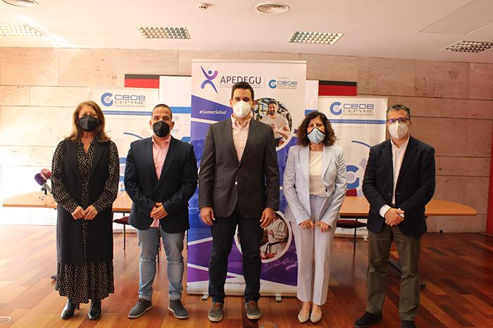 Nace APEDEGU, la Asociación de Empresarios de Servicios de la Actividad Física y el Deporte de Guadalajara