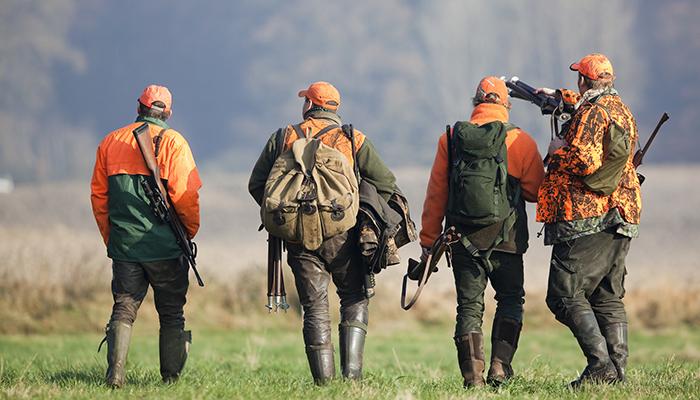 Publicada la nueva orden de veda de caza para la temporada 20212022