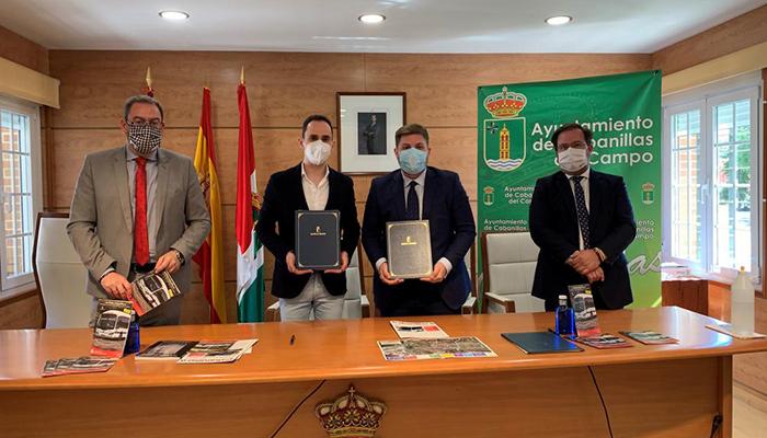 Renovado el convenio del ASTRA de Cabanillas del Campo con más líneas y la mejora de servicios