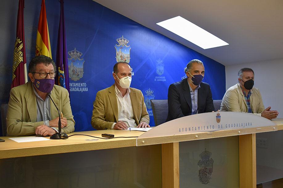 20210601 alberto rojo jose antonio paraiso evaristo olcina y prudencio almenara 1 | Liberal de Castilla