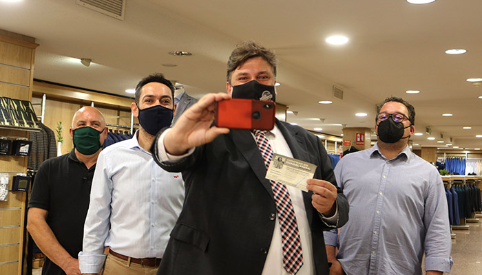 ¡Adelántate al verano!, la campaña con la que concejalía y federaciones de Comercio quieren fomentar las compras en Guadalajara antes del verano
