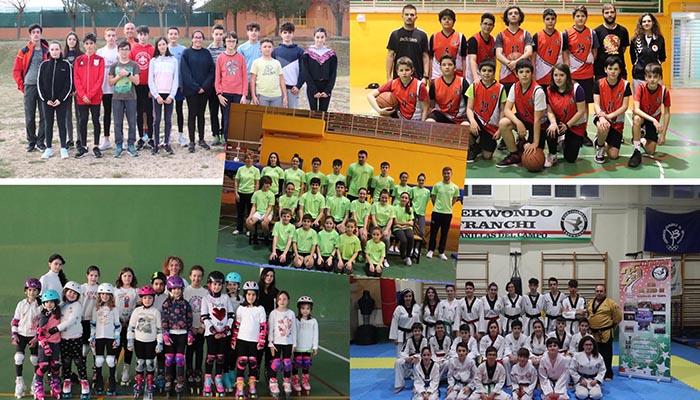 De 21 de junio a 31 de julio, plazo de inscripción a las Escuelas Deportivas Municipales de Cabanillas