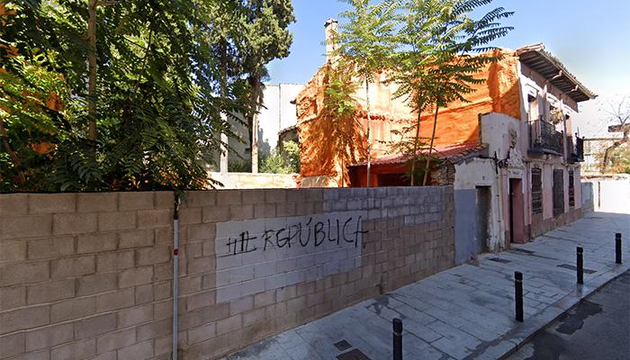 El Ayuntamiento de Guadalajara formaliza la compra del solar anexo a la casa de Carlos Santiesteban para iniciar el proyecto de la Casa de los Cuentos