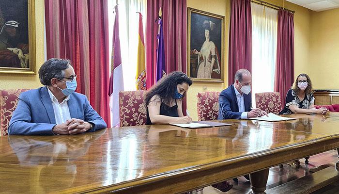 El Ayuntamiento de Guadalajara renueva su apoyo al Seminario de Literatura Infantil y Juvenil en el año del Cuento y la narración oral como emblemas culturales de la ciudad