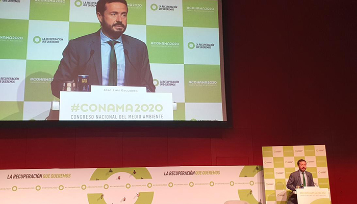 El Gobierno regional reafirma su compromiso con el medio ambiente y los objetivos de desarrollo sostenible