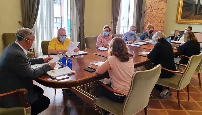 La Diputación de Guadalajara destina 57.000 euros a convenios para la promoción del patrimonio cultural de la provincia