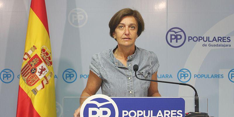 La ex senadora y concejal de Brihuega Ana González da el paso para presidir el PP de Guadalajara