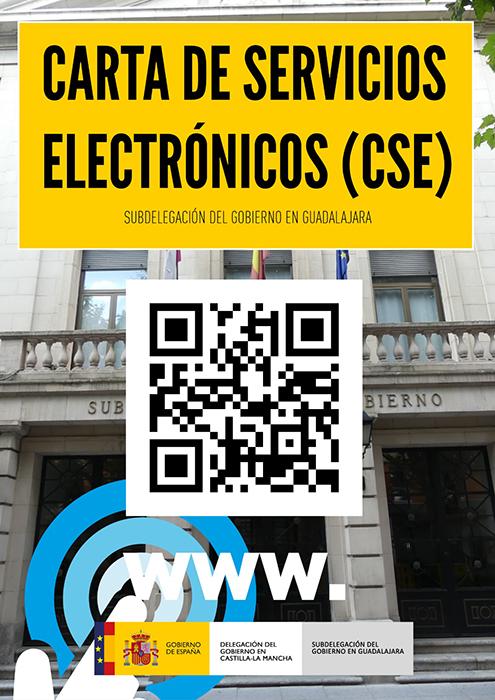 La Subdelegación del Gobierno en Guadalajara estrena Carta de Servicios Electrónicos para facilitar los trámites administrativos