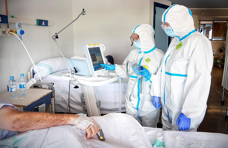 Martes 1 de junio El fin de semana deja 131 nuevos contagios en Guadalajara y 48 en Cuenca..., y ningún fallecido