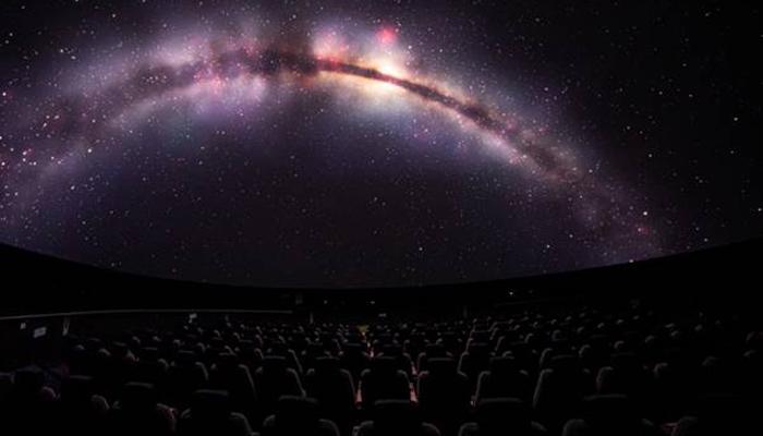 Sony ayuda al centro La Coupole Planetarium a convertirse en el primer planetario del mundo con tecnología 10K en 3D
