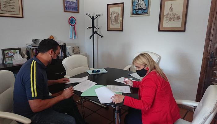 Unidas Podemos-IU en El Casar llega a un acuerdo con el equipo de gobierno para aprobar los presupuestos
