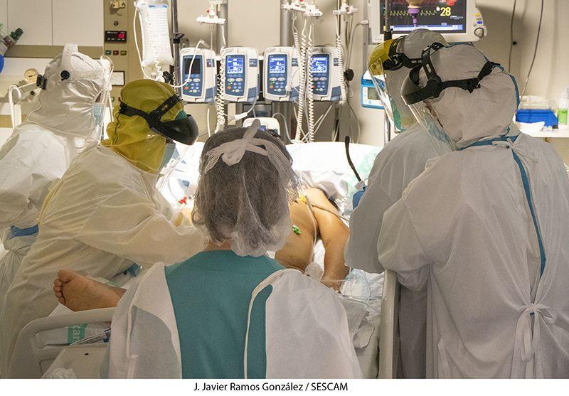 Viernes 4 de junio Aumento de contagios en Cuenca y Guadalajara y subida de ingresados a causa del covid