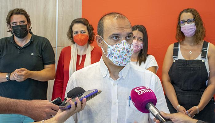 """Bellido """"Si la apuesta del PP es volver al pasado, la nuestra es la contraria más sanidad, educación y políticas sociales, y más Guadalajara, prosperidad y empleo"""""""