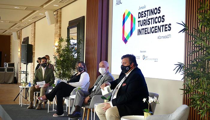 Guadalajara presume en Toledo de las bondades de ser Destino Turístico Inteligente
