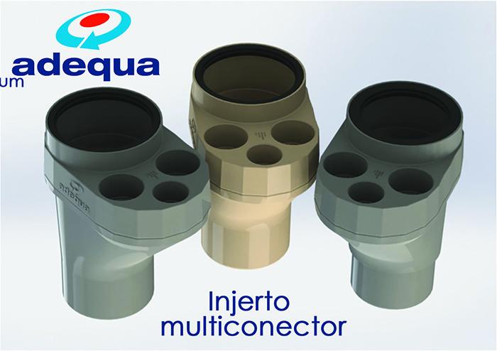 multiconector adequa