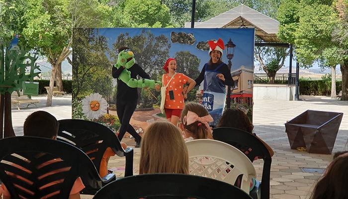 Cerca de 40 municipios de Guadalajara disfrutan durante agosto y septiembre del ciclo de teatro infantil y juvenil de educación ambiental