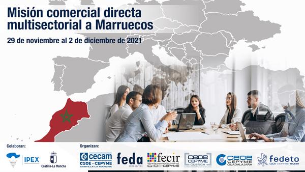 Continúa abierto el plazo de inscripción para la asistencia a la Feria Anuga en Colonia y la misión comercial a Marruecos