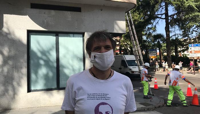 Desde Unidas PODEMOS IU ven con  satisfacción la eliminación de parte del callejero franquista de las calles de Guadalajara