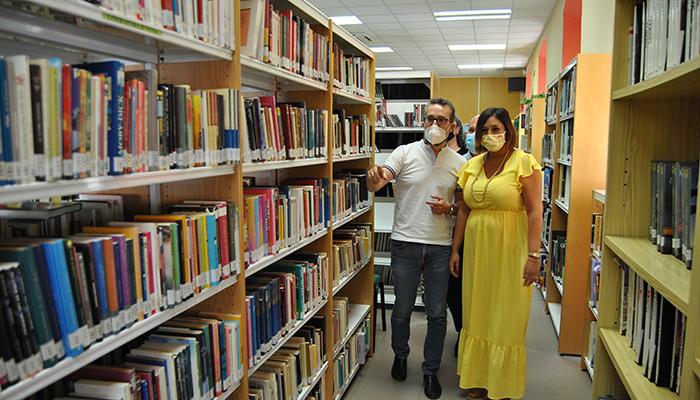 El Gobierno regional duplicará este año las ayudas para la renovación y mejoras en las bibliotecas municipales
