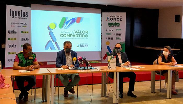 El Grupo Social ONCE firmó 209 contratos indefinidos en 2020 en Castilla-La Mancha