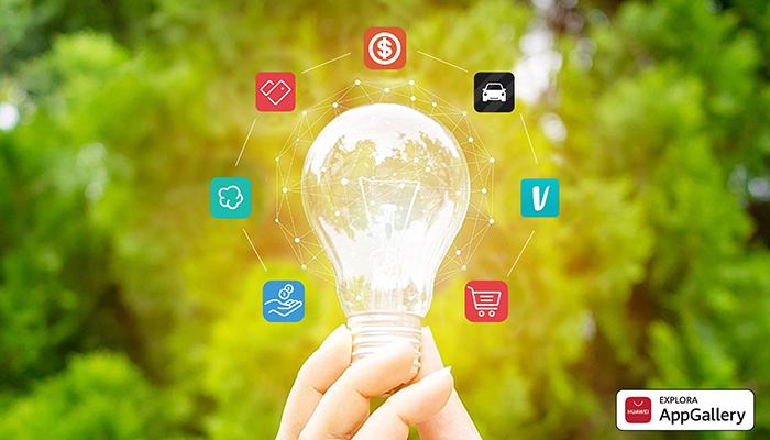 Huawei presenta las aplicaciones sostenibles más populares de AppGallery