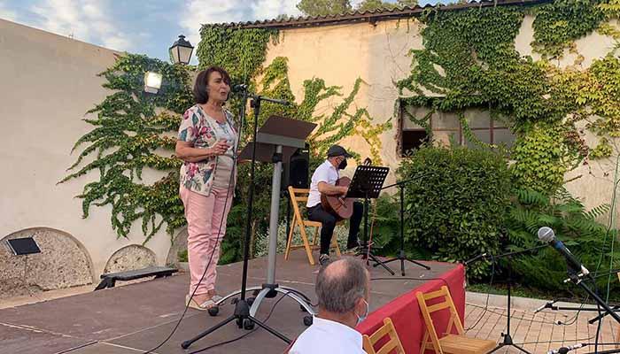 La huella de León Felipe en Almonacid se extiende en el IV certamen de Poesía dedicado a su memoria