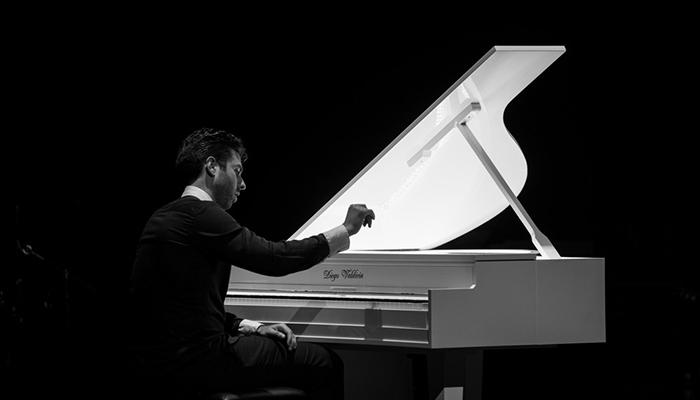 Los Veranos Culturales traen este fin de semana a Guadalajara el recital de piano de Diego Valdivia y los ritmos folk-rock de The Sweet River Band