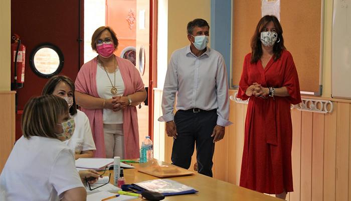 Más del 85 % de las personas mayores de 40 años está vacunada en Castilla-La Mancha