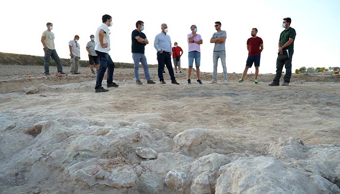 Nuevas excavaciones arqueológicas en Caraca gracias al apoyo de la Diputación de Guadalajara