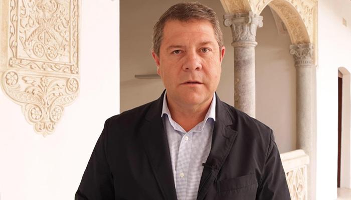 Page pone a disposición del Gobierno de España los medios de Castilla-La Mancha que puedan ayudar a paliar la crisis humanitaria de Afganistán