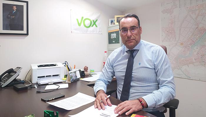 VOX llevará a los tribunales al Gobierno del socialista Rojo y de Ciudadanos por el cambio en el nombre de varias calles de Guadalajara