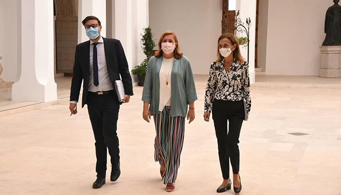 Castilla-La Mancha comienza el curso escolar con prudencia y garantizando la seguridad sanitaria a más de 403.100 alumnos y más de 33.000 docentes