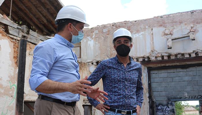 El Ayuntamiento de Guadalajara trabaja ya en un plan especial para Villaflores