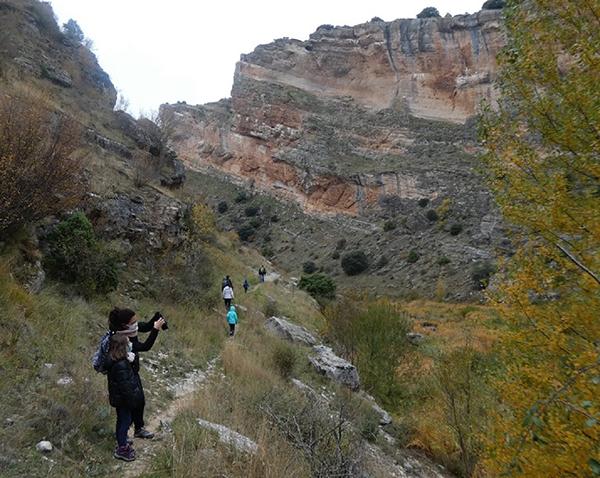 El programa ´Celebra tu naturaleza cercana´ propone siete jornadas de sensibilización ambiental para disfrutar del otoño en Guadalajara