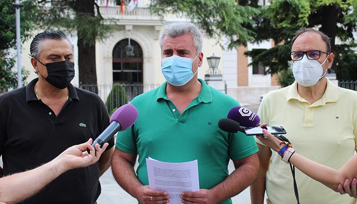 """Esteban pide a los socialistas """"que no politicen"""" la Asociación de Municipios Ribereños y recuerda que son ellos los que gobiernan las administraciones"""