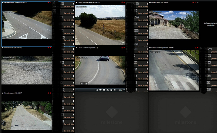 Galápagos instala un sistema de video-vigilancia para controlar los accesos por carretera al municipio