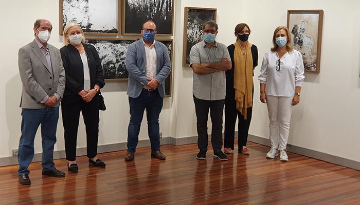 Joan Fontcuberta expone 41 fotografías en la Sala de Arte Antonio Pérez de la Diputación de Guadalajara
