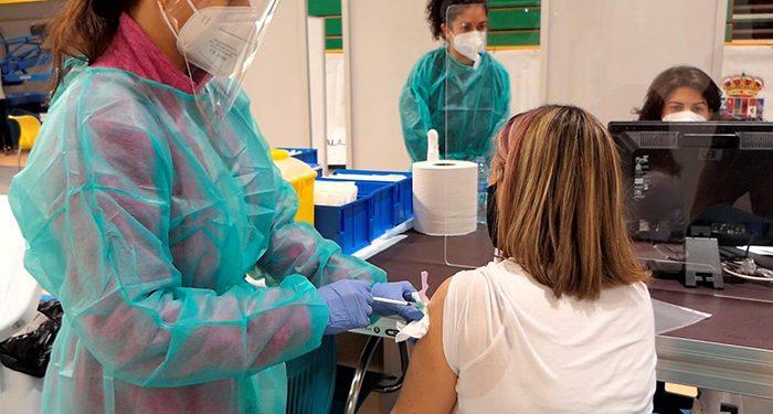 Castilla-La Mancha llega hoy a 1,5 millones de personas vacunadas con pauta completa