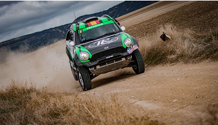 Llega la VII edición del VII Rallye TT de Guadalajara
