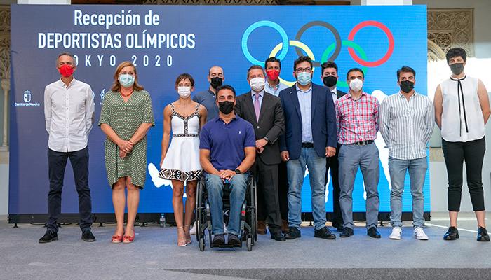 """Page anuncia la creación del Comité Olímpico Regional de Deporte Escolar para """"consagrar los valores olímpicos"""" en las aulas"""