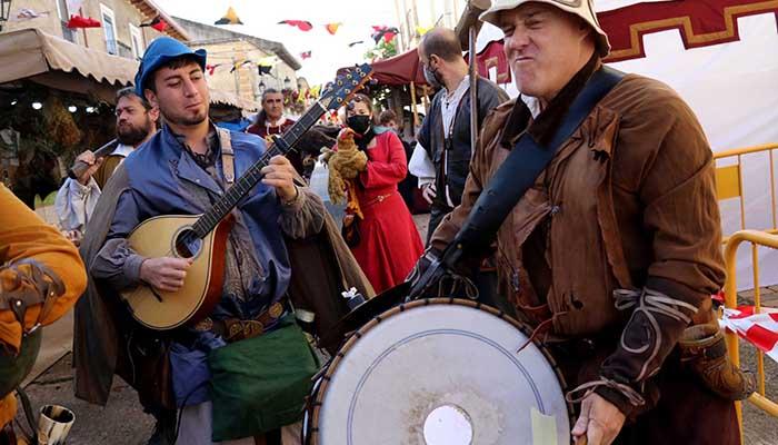 Tamajón celebra la XXII Edición de su Mercado Medieval