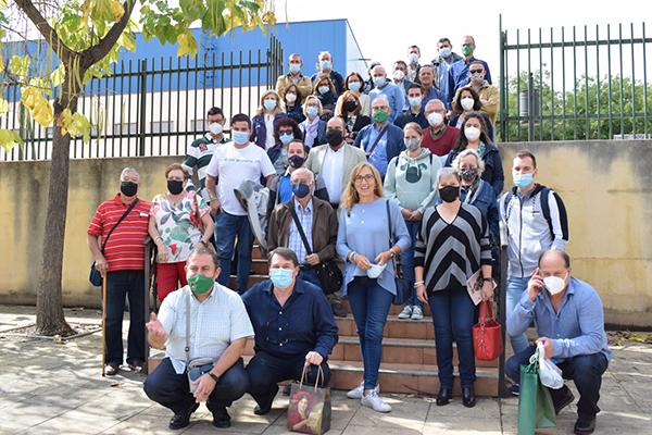 Unos 50 belenistas de toda España participan en la VII Jornada Belenista organizada por la Asociación de Belenistas de Guadalajara