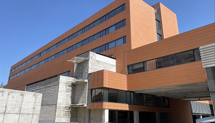 Ampliación Hospital Guadalajara